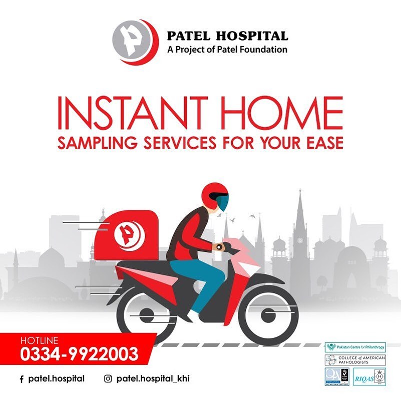 Instant Home Sampling Services