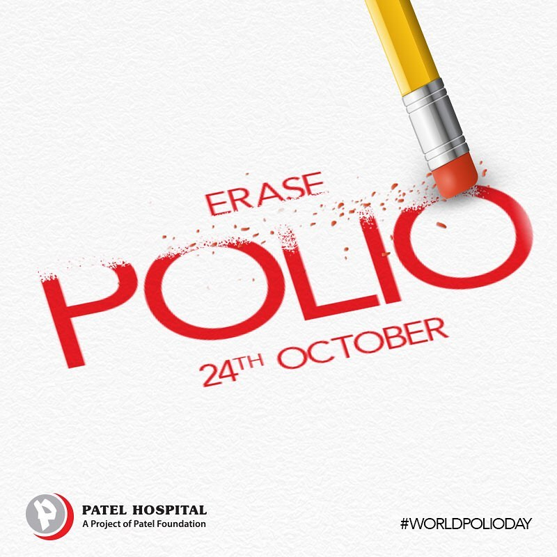 Erase Polio 24th October