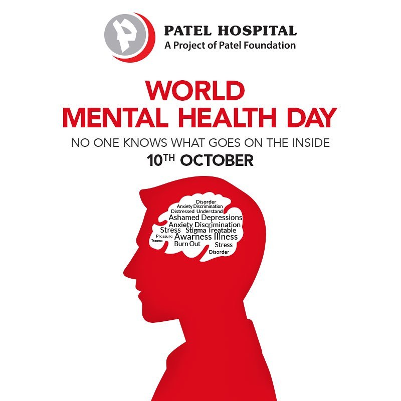 World Mental Health Day - 10th Oct