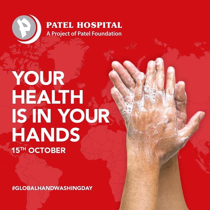 Global Handwashing Day - 15th October