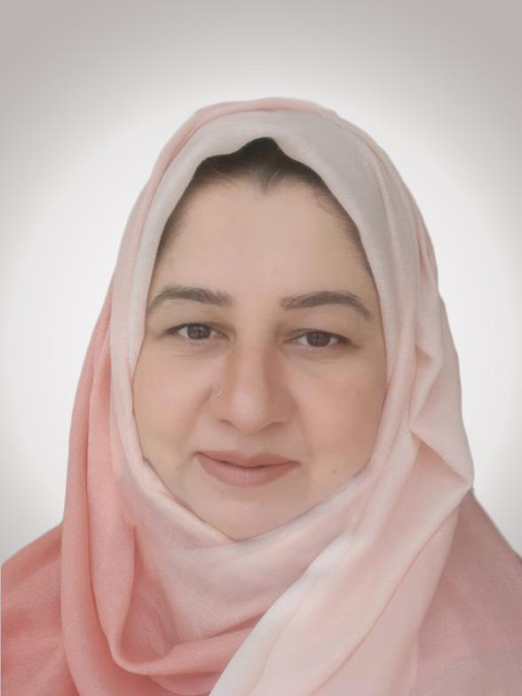 DR AZMINA KHAN
