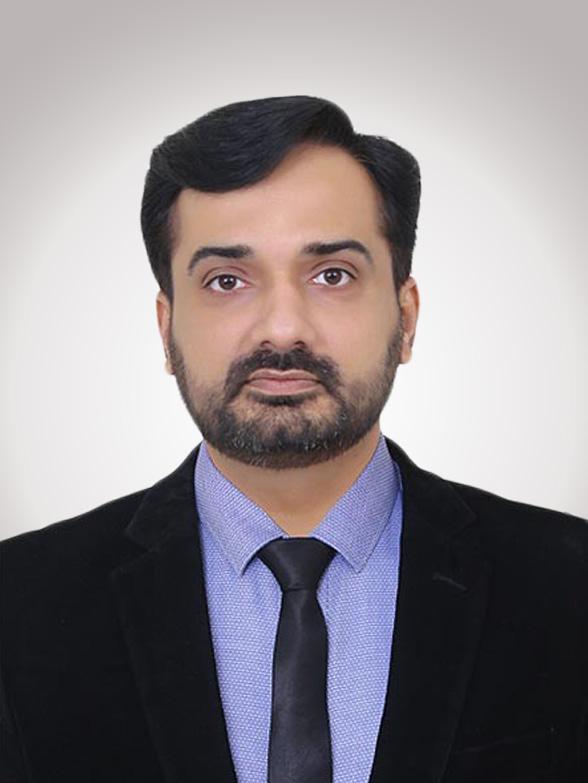 Dr Ghulam Abbas Jafri