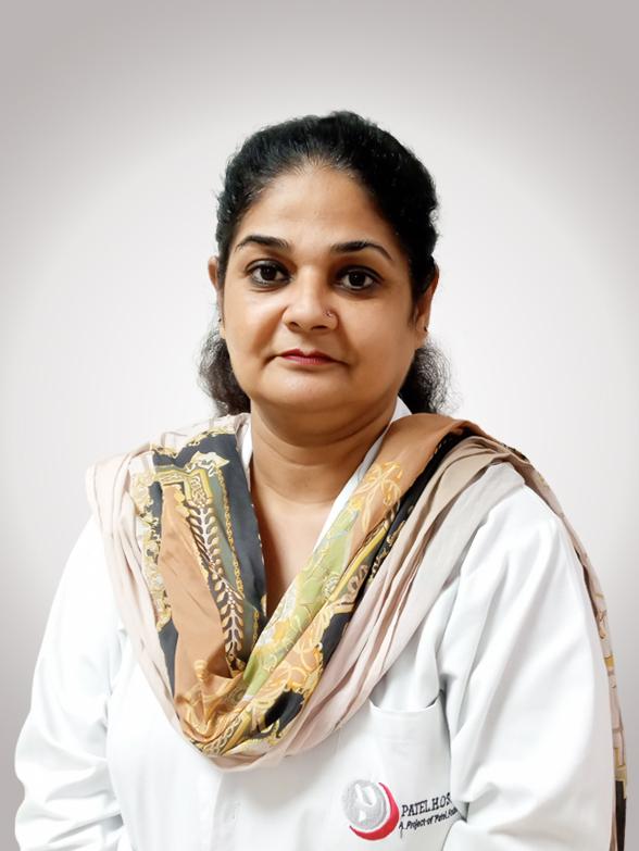 Ms. UZMA KHALIL